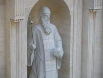 Heilige Maroun, de Basiliek van Heilige Peter, de Stad van Vatikaan Stock Foto's