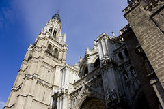 Heilige Mary Cathedral Royalty-vrije Stock Afbeelding