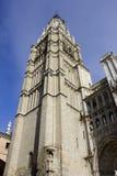Heilige Mary Cathedral van Toledo Royalty-vrije Stock Foto's