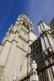 Heilige Mary Cathedral van Toledo Stock Fotografie