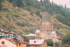 Heilige Mutter der Gott-Kirche von Bethlehem - obere Bethlehem Kirche Lizenzfreies Stockfoto