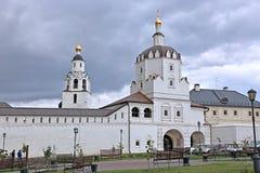 Heilige Mutter von Kloster Gott Dormition Sviazhsky lizenzfreies stockfoto