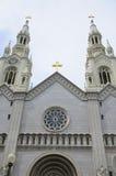 Heilige Peter en de kerk van Paul Royalty-vrije Stock Fotografie