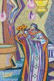 Heilige Peter met sleutels Stock Foto's