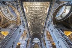 Heilige Peters Cathedral Stock Afbeeldingen