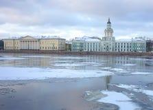 Heilige - Petersburg stock foto's