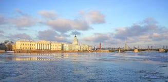 Heilige - Petersburg stock foto