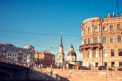 Heilige Petersburg Royalty-vrije Stock Afbeeldingen