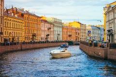 Heilige Petersburg Royalty-vrije Stock Foto