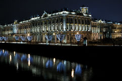Heilige-Petersburg Stock Foto's
