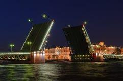 Heilige Petersburg, Rusland, Stock Afbeelding