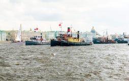 Heilige-Petersburg. Rusland stock foto's