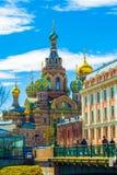 Heilige-Petersburg, Rusland Royalty-vrije Stock Afbeeldingen