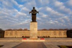 Heilige Petersburg Rusland Piskarevskoe Herdenkingsbegraafplaats Royalty-vrije Stock Afbeeldingen