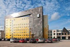 Heilige-Petersburg Rusland Restauratie en Opslagcentrum (de Kluis van de Staat) Royalty-vrije Stock Afbeeldingen