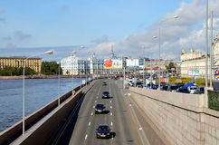 Heilige-Petersburg, stadsmeningen Royalty-vrije Stock Foto's