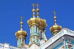 Heilige Petersburg, Tsarskoye Selo Pushkin, Rusland Stock Foto