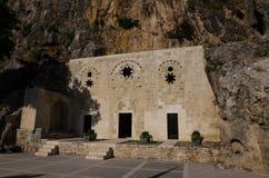 Heilige Pierre Church, Antiochië, Turkije Royalty-vrije Stock Afbeelding