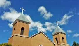 Heilige quere katholische Kirche Stockfoto