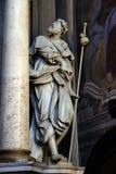Heilige Roch Stock Afbeelding