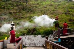 Heilige rook Royalty-vrije Stock Foto's