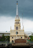 Heilige Rosenbeet-Kirche lizenzfreie stockfotografie