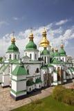 Heilige Sophia Cathedral in Kiev. De Oekraïne Royalty-vrije Stock Fotografie
