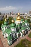 Heilige Sophia Cathedral in Kiev. De Oekraïne Stock Foto's