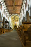 Heilige Stephan Church Royalty-vrije Stock Afbeeldingen