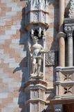 Heilige Theodor royalty-vrije stock afbeeldingen