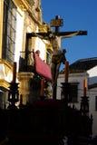 Heilige week in Carmona 46 Royalty-vrije Stock Foto