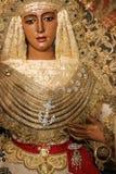 Heilige Week in Sevilla (Spanje) royalty-vrije stock foto's