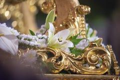 Heilige Week, Spanje stock afbeeldingen