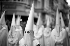 Heilige Week in Spanje Stock Afbeelding