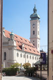 Heiligeistkirche Church Munich Germany Royalty Free Stock Images