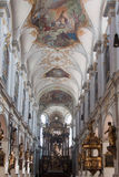 Heiligeistkirche Church Munich Germany Royalty Free Stock Image