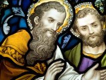 Heiligen Royalty-vrije Stock Afbeeldingen