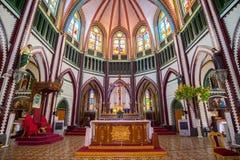 Heiligen Marys Kirche Lizenzfreie Stockbilder
