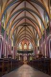 Heiligen Marys Kirche Lizenzfreies Stockbild