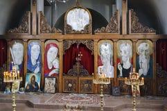 Heiligen Paraskevas Kapelle Stockfotos