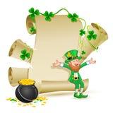 Heiligen Patricks Tag vektor abbildung