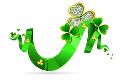 Heiligen Patricks Tag stock abbildung