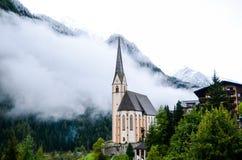 Heiligenblut (Österrike) Royaltyfri Foto