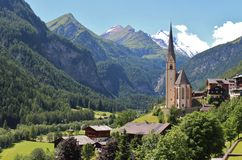Heiligenblut, Austria Royalty Free Stock Images