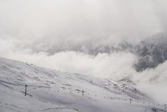 Heiligenblut ośrodek narciarski Obraz Stock