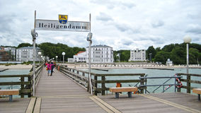 Heiligendamm Stock Photography