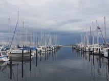 Heiligenhafen Germania fotografia stock libera da diritti