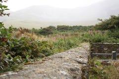 Heiliger Berg Irlands stockbild