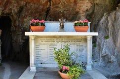 Heiliger Berg-Kalvarienberg von Domodossola Lizenzfreie Stockbilder