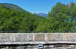 Heiliger Berg-Kalvarienberg von Domodossola Lizenzfreies Stockfoto